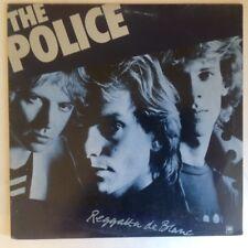 THE POLICE Reggatta de Blanc 1979 Orig Vinyl Record Album LP A&M SP-04792 rare