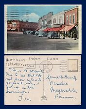 CANADA ONTARIO GODERICH DOWNTOWN 1950 TO MEYERSDALE, PENNSYLVANIA PECO NUMBER 12