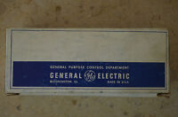 GE CR120K60048AA Relay Control Made in the USA General Electric