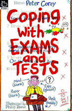 Coping with Exams and Tests, Peter Corey, New Book
