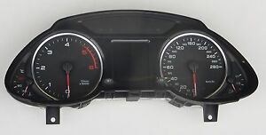 Audi Q5 8R Instrument Cluster Tdi Diesel 8R0920930J