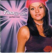 (BI704) Tina Bride, Perfect Love - 2001 CD
