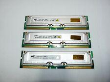 Samsung 256 MB RIMM 800 MHz RDRAM Memory (MR18R1628AF0CM8)