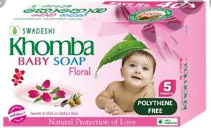 Khomba baby Herbal soap natural baby soap