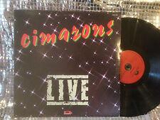 CIMARONS live ORIG FRANCE EXC