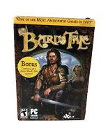 Bard's Tale (PC, 2005) Box Set of 6 CDs Teens Windows CD-ROM Complete