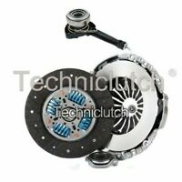 NATIONWIDE 3 PART CLUTCH KIT AND CSC FOR OPEL MOVANO DUMPTRUCK 2.5 D