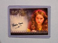 Harry Potter-HBP-Authentic-Signature-Autograph Card-Jessie Cave-Lavender Brown