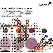 Karlheinz Stockhausen - : Kontra-Punkte; Refrain; Zeitmasze; Schlagtrio (2009)