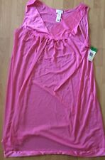Size 42 Large Pinkish Vanity Fair Nightgown Sleepwear Robe