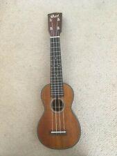 More details for cort solid blackwood soprano ukulele, excellent condition, includes gig bag