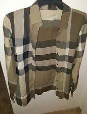 Burberry Women's Shirt Size M