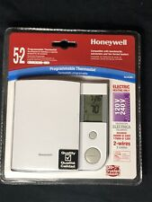 New Honeywell 5-2 Programmable Thermostat RLV430A Electric Heating 120/240V