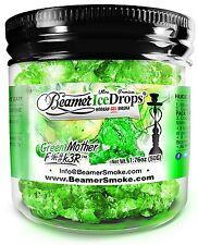 Green Mother F*#k3R Beamer Ice Drops Gel Shisha 50g Hookah Nargila Tobacco Free