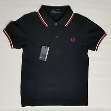 Fred Perry Twin Tipped Polo (kids) 116