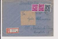All.Bes./Gemeinsch.Ausg. Mi. 929(2),914, R-Bautzen - Neukirch, 20.3.46