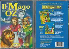 Il Mago di Oz (2003) DVD NUOVO SIGILLATO cartoni animati De Agostini