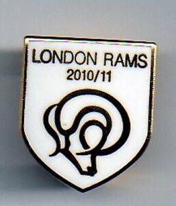 DERBY COUNTY FC BADGE - LONDON RAMS