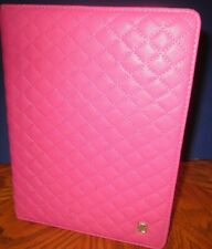 Case for Apple I Pad - Quilted Pink