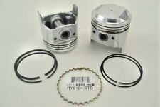 Toyota Corolla 2TC 1600cc 78-79 8.5-1 Compression 4-Pistons Set w/Rings + .030