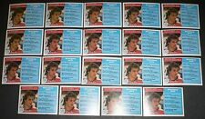 1982-83 Dale Hawerchuk RC O-Pee-Chee OPC Rookie #374 NHL Jets 19 Card LOT NM EX