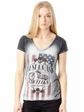 Machine Washable 100% Cotton Western Tops for Women