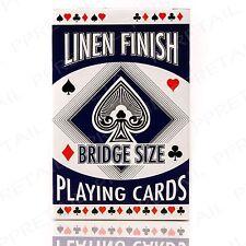 FULL DECK PLAYING CARDS Classic Casino Games Poker Bridge Blackjack Magic Trick