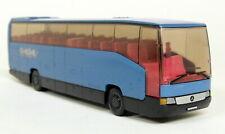 Wiking 1/87 HO Scale 71402 Reisebus Mercedes Benz o 404 Rhd Azul Modelo entrenador de bus