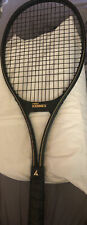 Tennis Racket Pro Kennex Mid Size Graphite Glass Bronze Ace No Cover