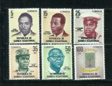 Sellos de África goma original