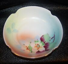 Meito China Hand Painted Bowl  Made in Japan  5 1/4""