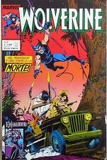 MARVEL WOLVERINE N.5 1990 PLAY PRESS