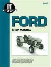 Ford 3230 3430 3930 4630 4830 Iampt Tractor Shop Repair Technical Manual Fo47