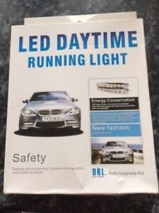 LED Front Daytime running lamps DTRL for car (BRAND NEW IN BOX & FREE DELIVERY)