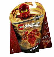 LEGO® NINJAGO® 70659 -Spinjitzu Kai Spinner, Tornado des Feuers, NEU & OVP