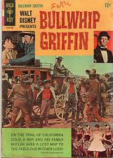 Bullwhip Griffin #706 - Walt Disney Presents - 1967 (Grade 3.5)