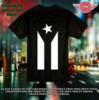 Puerto Rico Flag T-shirt XL L M S Premium Adult Shirt S-PR-FLAG#4