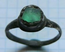 Ancient silver ring  Middle Ages