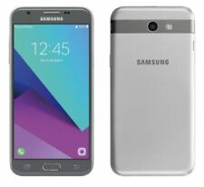 New Unlocked GSM Samsung Galaxy J3 Prime Silver-16GB Memory For All GSM Carrier