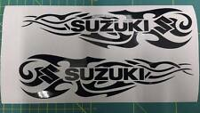 Suzuki Tribal Bandit GSF GSX GSR 600 750 1200 Hayabusa Decal Stickers Vinyl