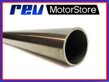 "76mm 3"" Inch 500m T304  Stainless Steel Tube Pipe Exhaust silencer Repair"