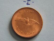 1967 Canada one cent,  penny
