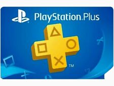 1 Month playstation plus (no Code) And 2 FREE GAMES