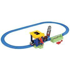 Takara Tomy Pla-Rail Thomas and Merlin Coal Hopper Set Japan with Tracking