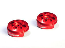 Xtreme Blade 350 QX Red Aluminium Covers - For Carbon Propellers 350QX05-R