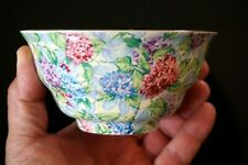 A Beautiful James Kent Chintz Hydrangea Open Sugar