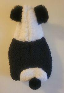 Top Paw Panda Fleece Hoodie for Dogs~ XS~ NWOT