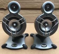 Klipsch ProMedia GMX 2.1 Computer Satellite Speakers only (PAIR)
