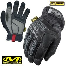 Guanti MECHANIX WEAR IMPACT PRO H30 Tactical Gloves Softair Security Antiscivolo