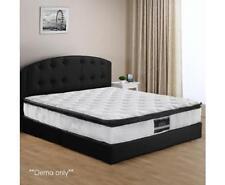 Pillow Top 5 Zone Pocket Spring Bed Mattress Medium Firmness - Queen Size